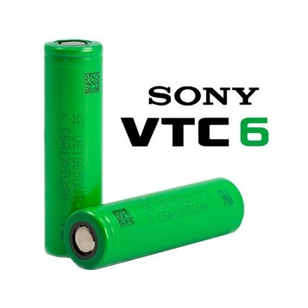 BATERIA SONY VTC6 18650 3000MAH 20A