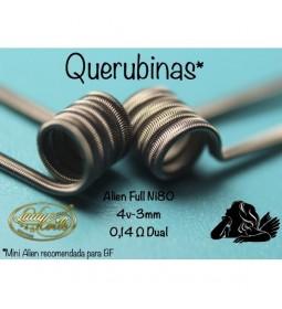 ALIEN QUERUBINAS 0.14Ω - LADY COILS