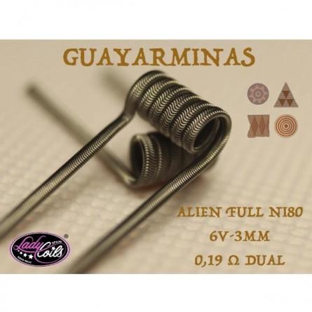 ALIEN GUAYARMINA 0.19Ω - LADY COILS