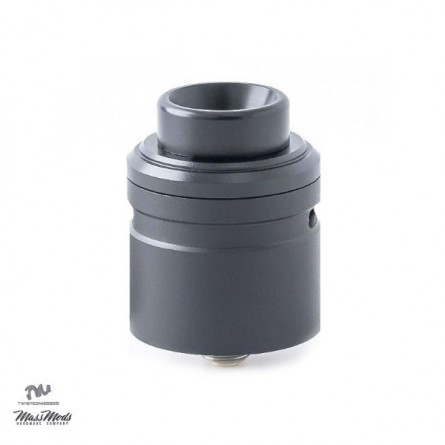 AXIAL PRO RDA 25MM TPD BLACK - MASS MODS & TWISTED MESSES