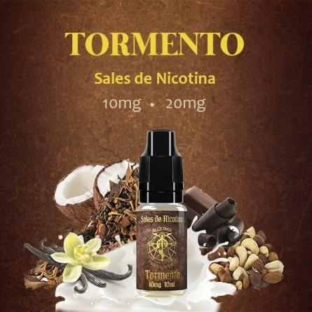 TORMENTO 20MG NIC SALT 10ML - ALQUIMIA PARA VAPERS