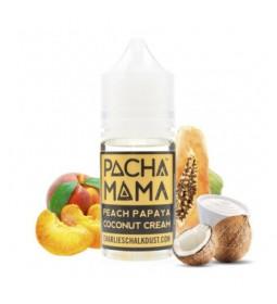 AROMA PEACH PAPAYA COCONUT CREAM 30ML - PACHAMAMA