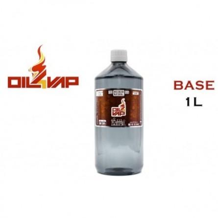 """BASE 20PG/80VG 0MG 1000ML """"NATURAL"""" - OIL4VAP"""