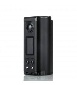 TOPSIDE DUAL SE SQUONKER 200W BOX MOD BLACK - DOVPO