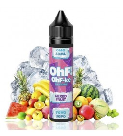 MIXED FRUIT 50ML TPD - OHF ICE