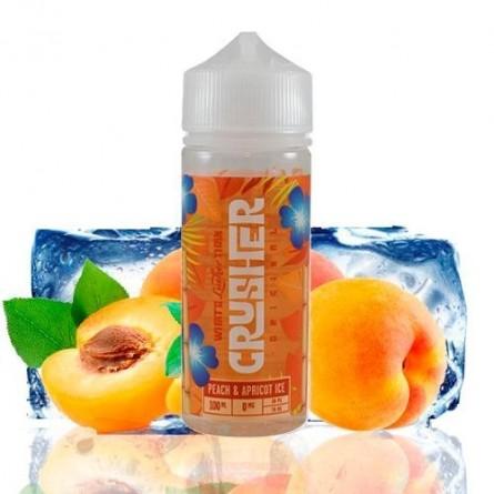 PEACH & APRICOT ICE 100ML TPD - CRUSHER