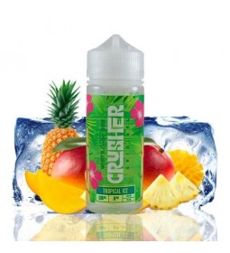 TROPICAL ICE 100ML TPD - CRUSHER