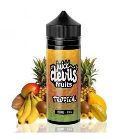 TROPICAL FRUITS 100ML TPD - JUICE DEVILS